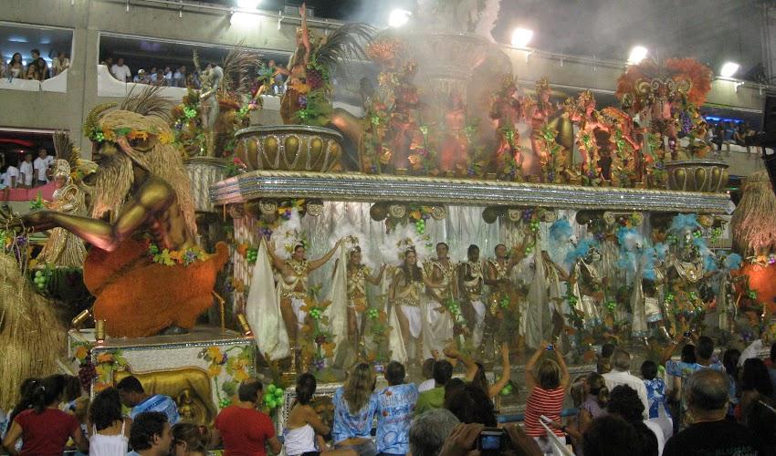 リオのサンバカーニバル⑬ / Rio carnival