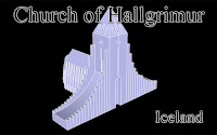Church of Hallgrimur -Iceland-
