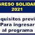 Consulta válida para el Ingreso Solidario de enero 2021