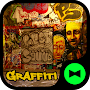 Cool Wallpaper Graffiti Theme APK icon