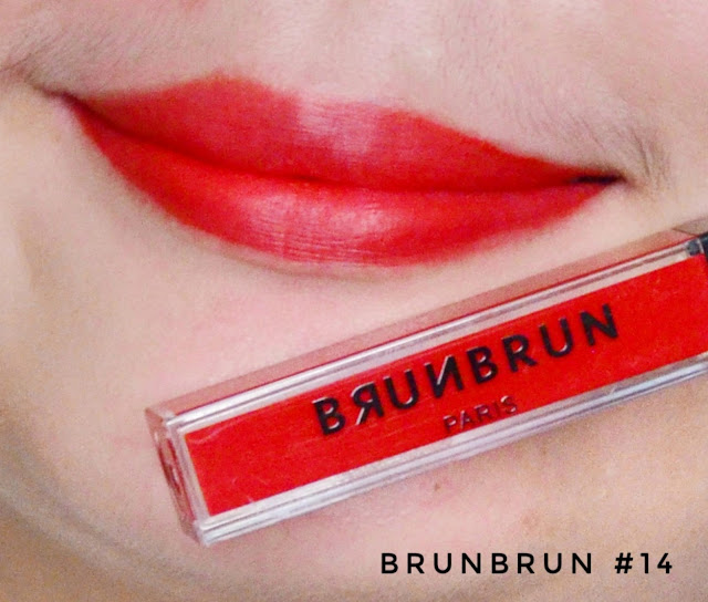 [Review] BRUNBRUN Paris Lip Cheek Eye Color Entrapment