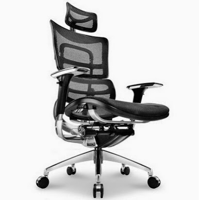 Ergonomic office chair - Google+