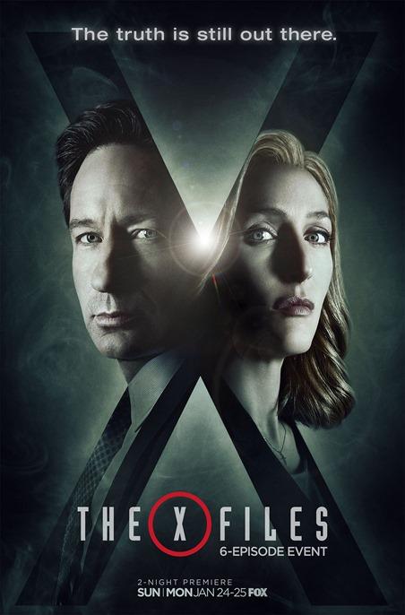 The X Files 10ª Temporada - séries sucessos
