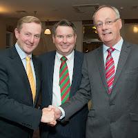 IRDG Meets An Taoiseach, Oct 2013