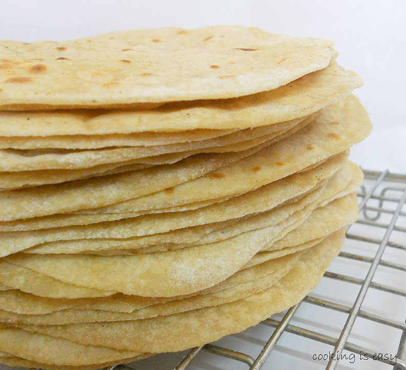 Roti recipe, soft phulka recipe; how to make soft rotis with step by ...