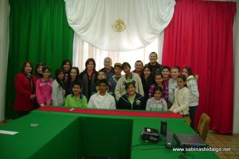 Elección del DIFusor municipal de Sabinas Hidalgo
