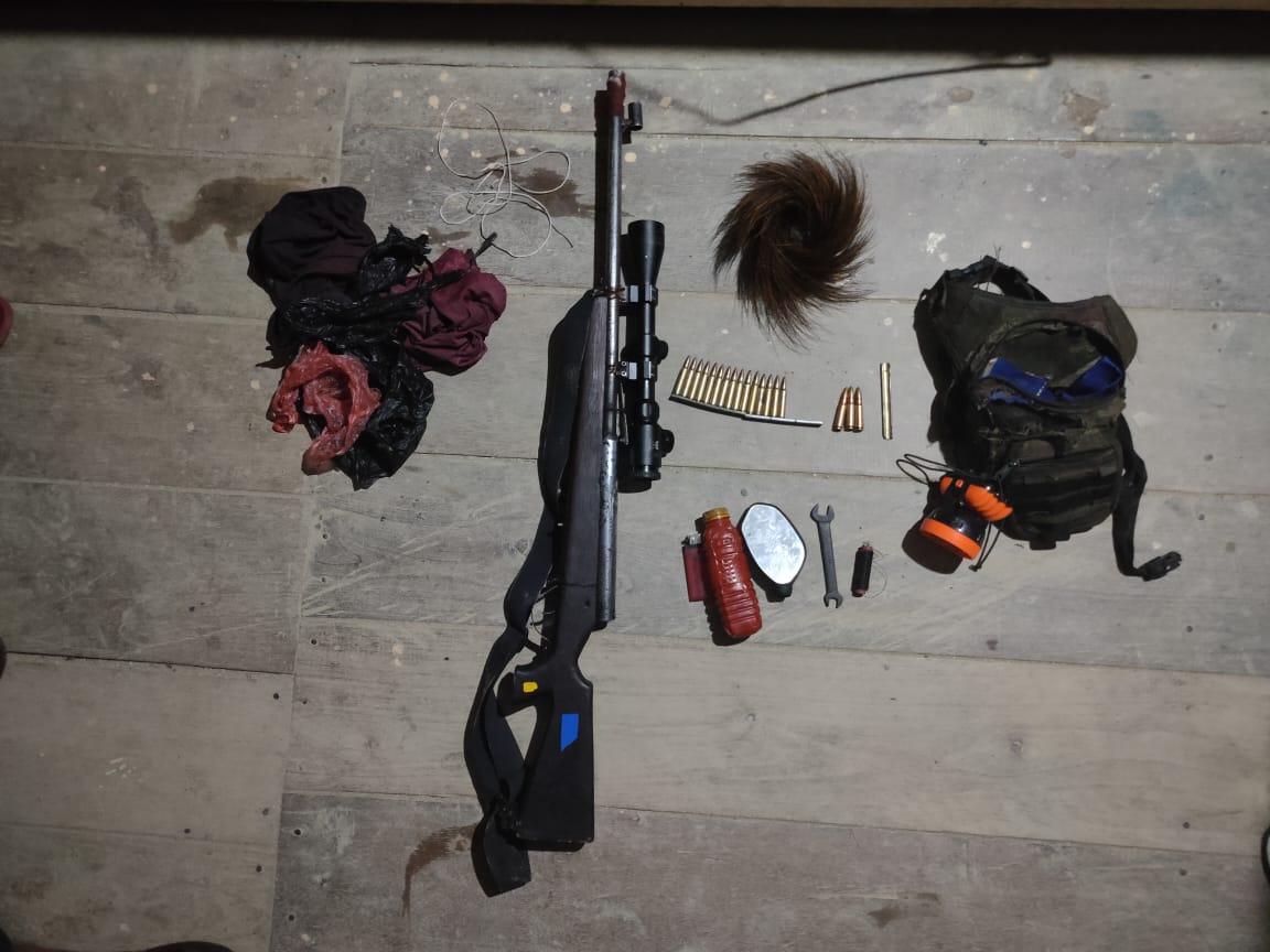 Satu Jam Baku Tembak di Papua, TNI Rebut Senpi dan Lukai Anggota KKSB