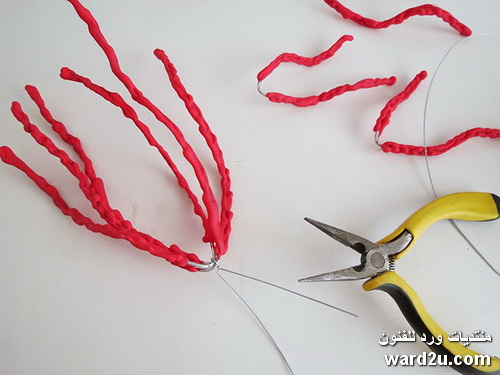 افكار فنية مبتكرة بمسدس الشمع
