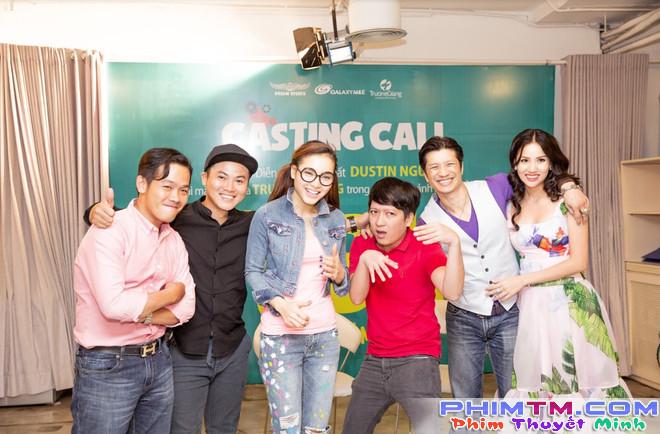 Trường Giang hành hạ Jolie Phương Trinh trong buổi casting phim mới - Ảnh 12.