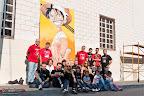 Los actores de doblaje de One Piece con la organización
