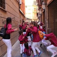 19è Aniversari Castellers de Lleida. Paeria . 5-04-14 - IMG_9380.JPG