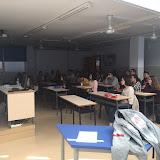 2018-04-19 Xerrada sobre extremisme ideològic a càrrec de Xavier Casals, professor de la Blanquerna