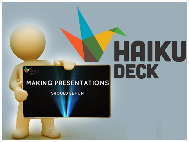 Presentation and Slideshow maker - Haiku Deck