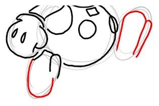 How to draw Mariko - screenshot thumbnail 03