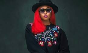 Cynthia Morgan has signed a new deal with US-based management