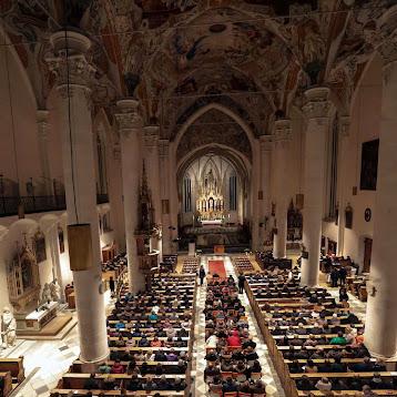 Adventkonzert Wiltener Sängerknaben am 7.12.14 in der Pfarrkirche Sterzing