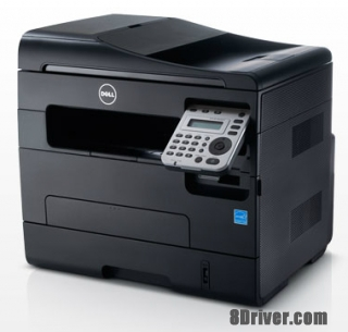 How to download Dell B1265dnf printer Driver for Windows XP,7,8,10