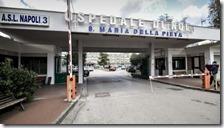 Raid in uffici ospedale Nola