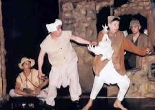 Bouira: coup d'envoi de la première édition de la rencontre du théâtre amazigh d'Aghbalou
