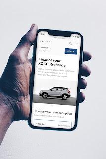 Le Volvo elettriche potranno essere ordinate solo online