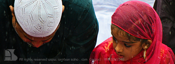 Eid, girl, culture, muslim, islam, india, kolkata, calcutta, 2012