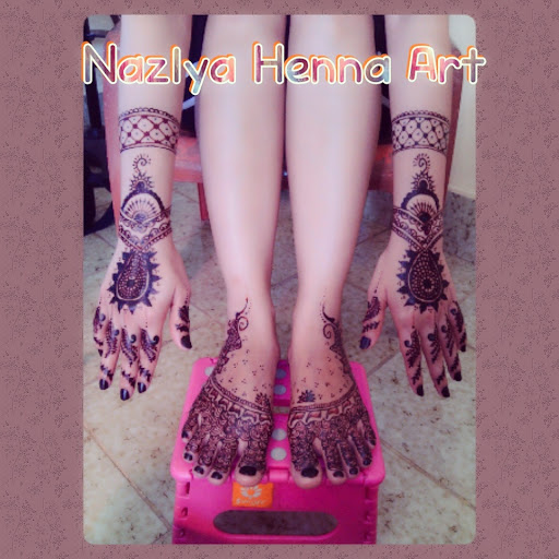 Nay Henna Wedding