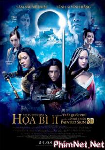 Phim Họa Bì 2 Full Hd - Painted Skin 2