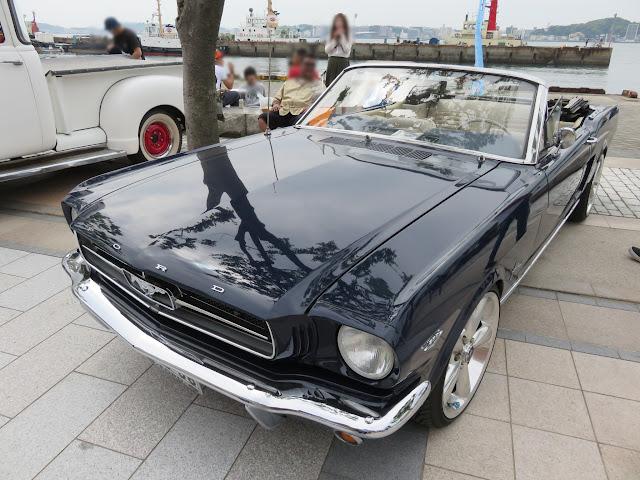 フォードマスタングコンバーチブル-1