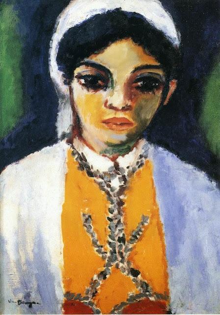 Kees Van Dongen - Fatma
