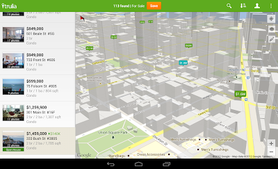 Google Maps Android API