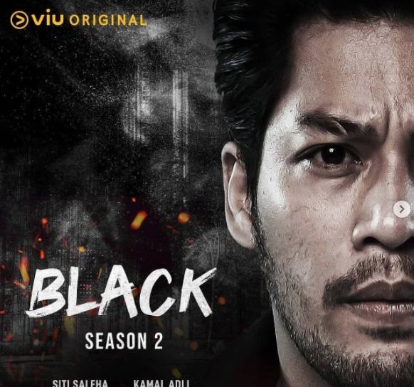 Drama Black Musim 2 (Viu)