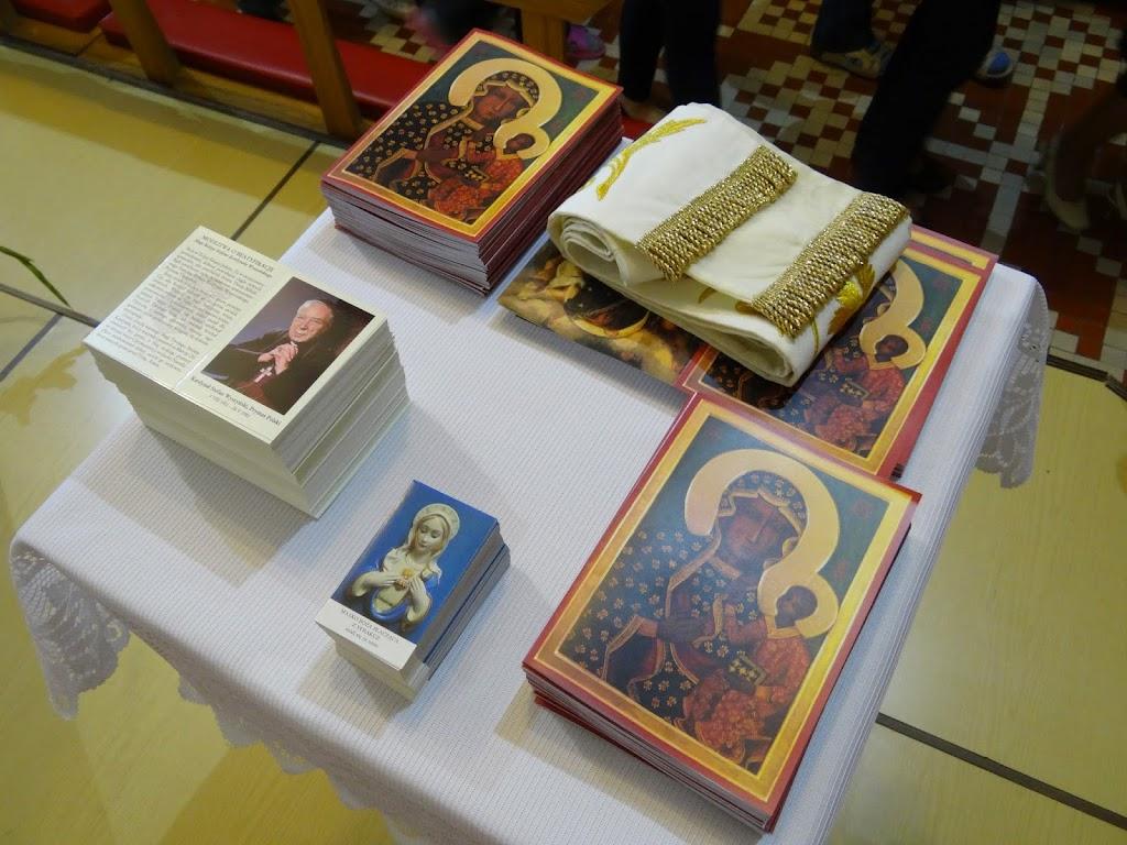 2014 Rekolekcje - Podwyższenie Krzyża Świętego w Częstochowie - DSC07404.JPG