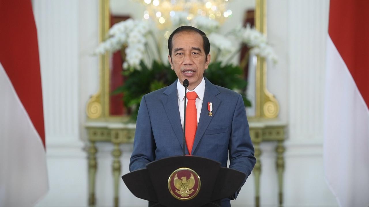 Berbicara di KTT CAS, Presiden Jokowi Serukan Langkah Global Tangani Dampak Perubahan Iklim