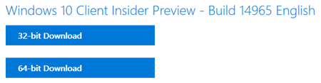 Windows 10 Client Insider Preview Build 14965 (www.kunal-chowdhury.com)