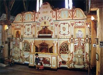 orgue Mortier