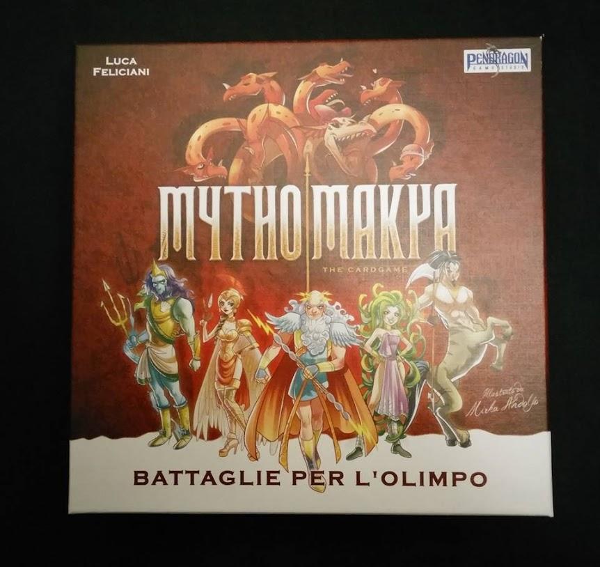 La scatola di Mythomakya