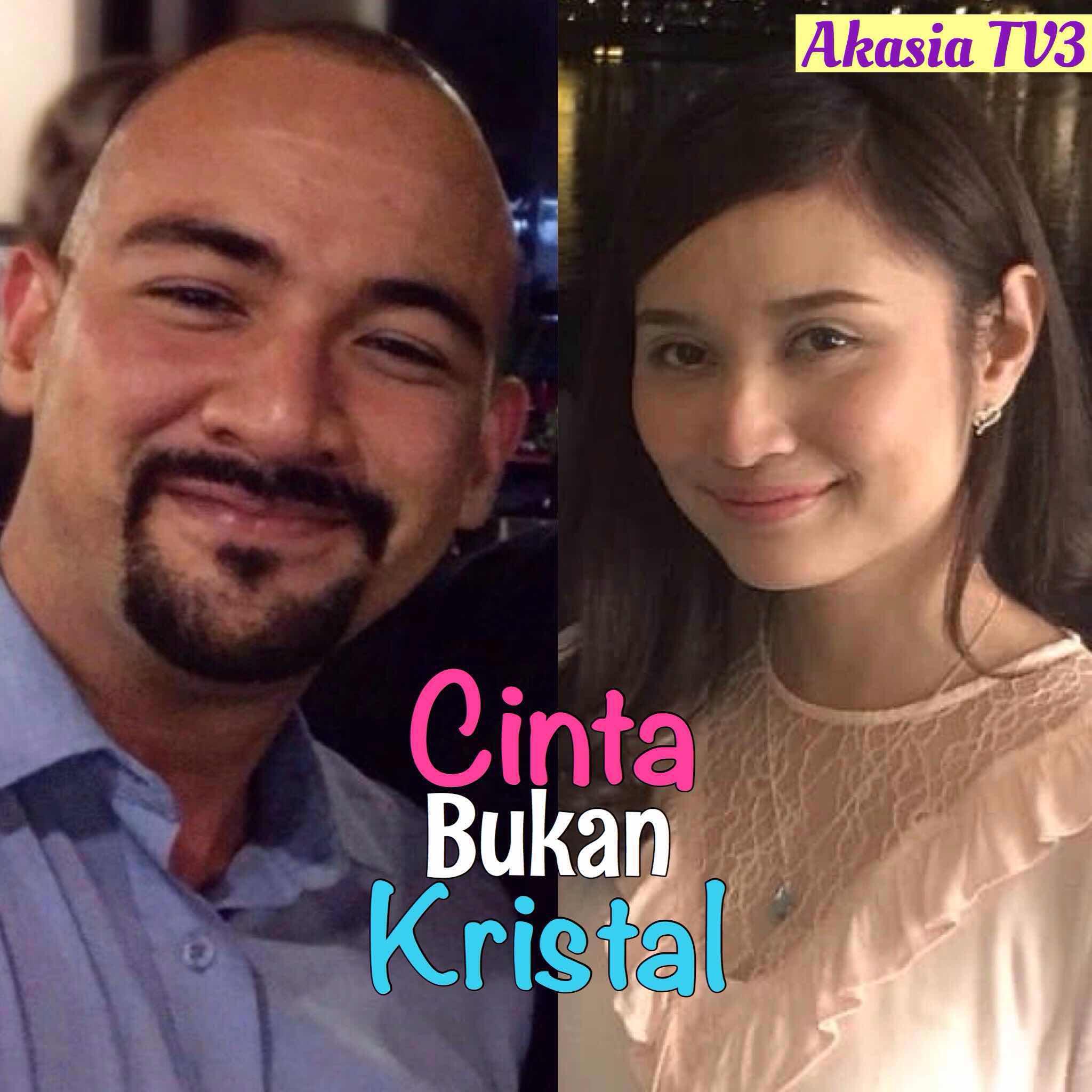 %255BUNSET%255D - Drama Cinta Bukan Kristal ganti Jangan Benci Cintaku (Akasia TV3)