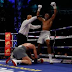 Anthony Joshua defeats Wladimir Klitschko in the 11th round