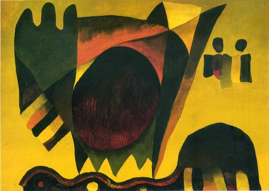 Arthur Dove - Indian Summer