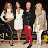 OIC - ENTSIMAGES.COM - Stooshe and Phillip Christopher Baldwin at the  LFW a/w 2016: Fashion DNA Pakistan - catwalk showw  in London 20th February 2016 Photo Mobis Photos/OIC 0203 174 1069