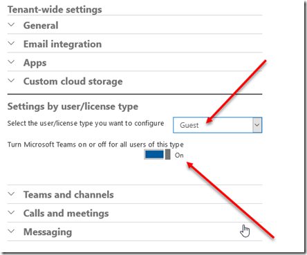 Enabling Microsoft Teams External Access – CIAOPS