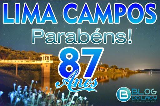 LIMA CAMPOS 87 ANOS