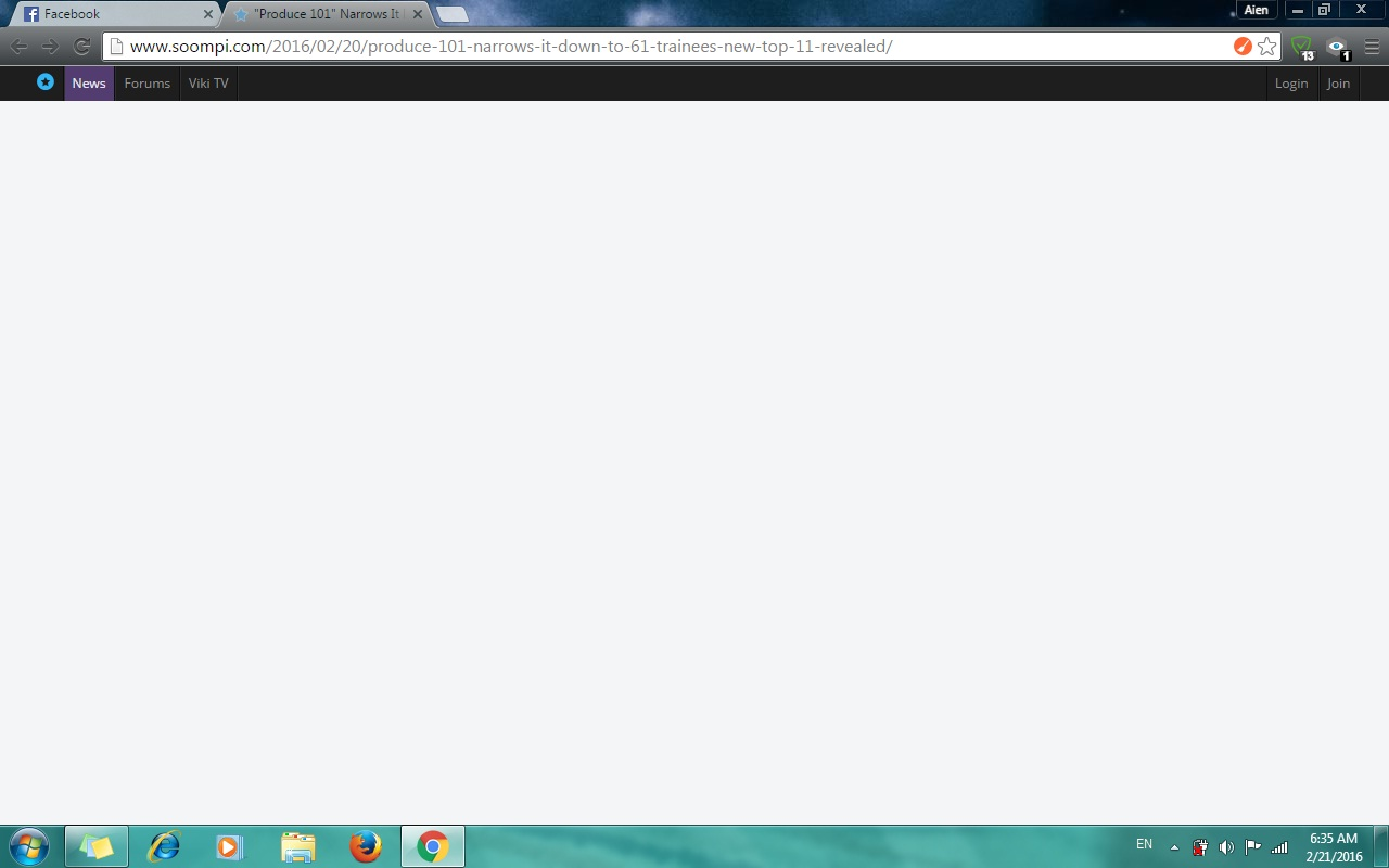 why some pages are not loading properly? - Google Chrome Help