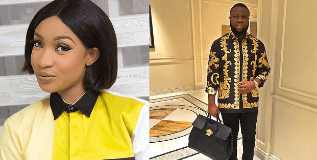 'Am Zaddy's Girl' – Tonto Dikeh Confirms That She Is Dating Hushpuppi