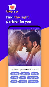 Dating and chat - Likerro 1.0.63 (VIP)