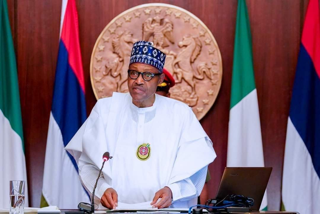 Beyond Smuggling Of Food Products,We Closed Borders Due To Influx Of Arms And Hard Drugs,President Buhari Tells Akufo Addo Of Ghana