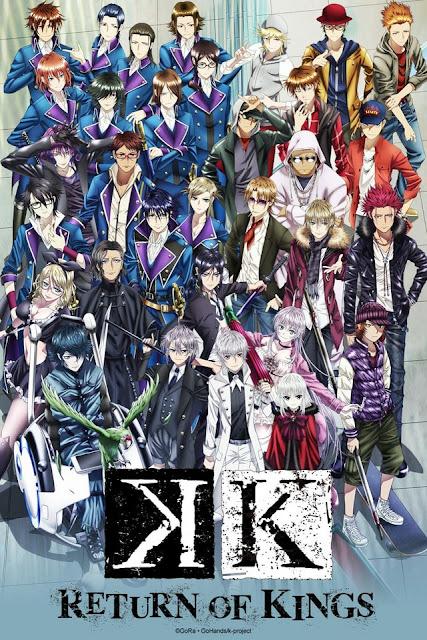 K – Return of Kings