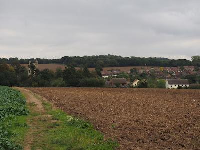 Footpath to Church End