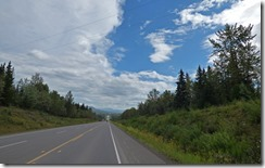 Between Smithers and Burns Lake BC, Yellowhead Highway