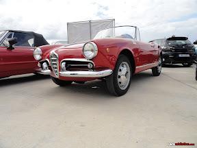 1959 Alfa Romeo Giulietta Spider Convertible